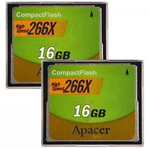 کارت حافظه اپیسر مدل CF 266X سرعت 40 مگابایت برثانیه ظرفیت 16 گیگابایت