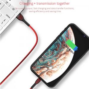 کابل شارژ USB Type-C گلف GC-74T طول 100 سانتی متر
