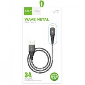 کابل شارژ Micro USB گلف GC-67M طول 100 سانتی متر