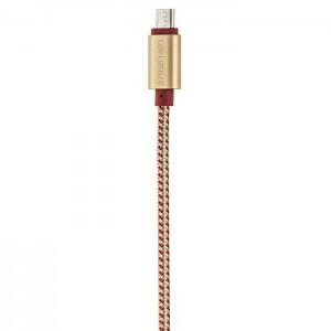 کابل تبدیل USB به microUSB تسکو مدل TC61 طول 2 متر