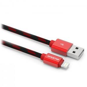 کابل تبدیل USB به لایتنینگ کینگ استار مدل KS23i