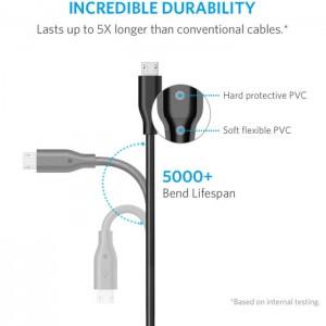 کابل شارژ USB به میکرو USB مدل A8131 انکر