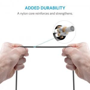 کابل شارژ لایتنینگ به USB مدل A7101 انکر