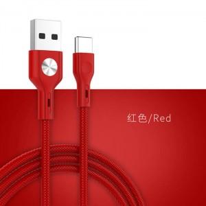 کابل شارژ USB Type-C گلف GC-60T طول 100 سانتی متر