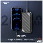 پاوربانک اصلی کانفلون PowerBank Konfulon Q13 20000mAh 22.5W