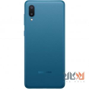گوشی موبایل سامسونگ گلکسی A02 ظرفیت 64 گیگابایت و رم 3 گیگابایت