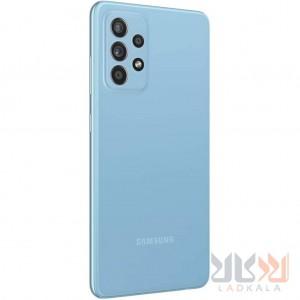 گوشی موبایل سامسونگ گلکسی A52 ظرفیت 128 گیگابایت و رم 8 گیگابایت
