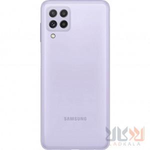 گوشی موبایل سامسونگ گلکسی A22 ظرفیت 128 گیگابایت و رم 6 گیگابایت