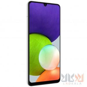 گوشی موبایل سامسونگ گلکسی A22 5G ظرفیت 64 گیگابایت و رم 4 گیگابایت