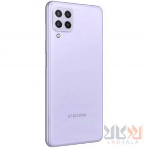 گوشی موبایل سامسونگ گلکسی A22 4G ظرفیت 128 گیگابایت و رم 4 گیگابایت