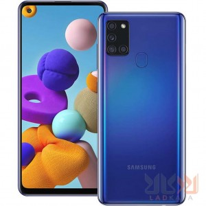 گوشی موبایل سامسونگ گلکسی A21s ظرفیت 128 گیگابایت و رم 4 گیگابایت
