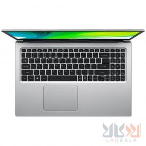 لپ تاپ ایسر  Aspire 5 A515 ci3   مشخصات: Ci3 (1115G4) 8GB 1TB SSD 2GB