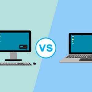 مقایسه کامپیوتر رومیزی و لپ تاپ؛ کدام یک برای شما مناسبتر است؟ (آپدیت 1400)