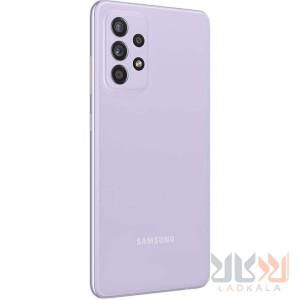 گوشی موبایل سامسونگ گلکسی A52 ظرفیت 128 گیگابایت و رم 4 گیگابایت