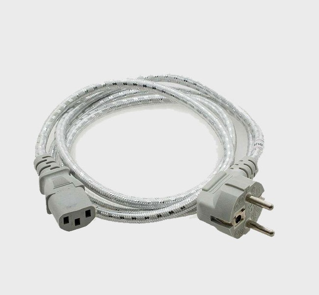 کابل برق منبع تغذیه کامپیوتر 1.5متری اسکار