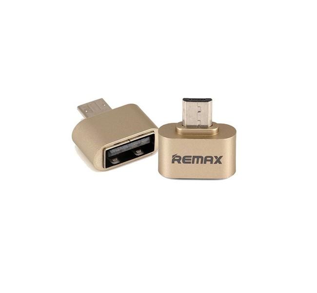 مبدل OTG ریمکس MicroUSB به USB