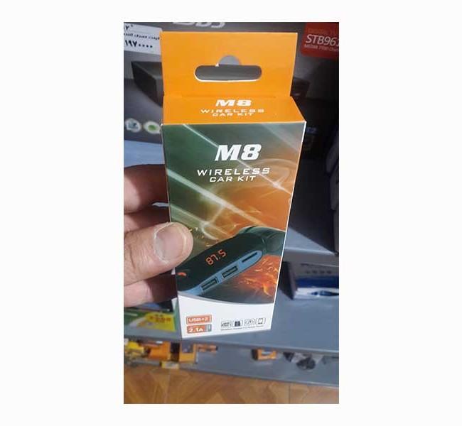 پخش کننده اف ام خودرو مدل M8