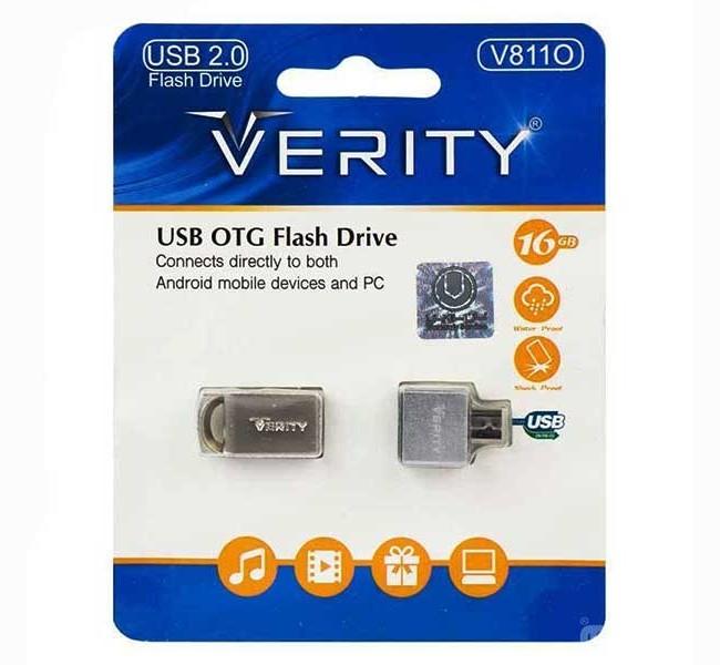 فلش مموری OTG  وریتی مدل V811O ظرفیت 32 G