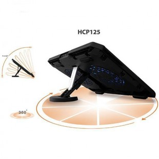 پایه خنک کننده لپتاپ HCP 125 هترون