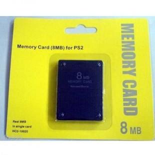 کارت حافظه 8 گیگ برای ps2