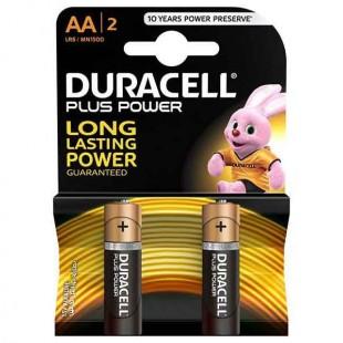 باطری قلمی 2تایی Plus Power Duralock