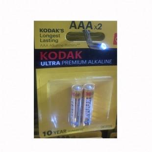 باتری قلمی 2تایی KODAK ULTRA PREMIUM ALKALINE