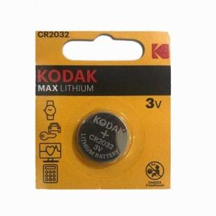 باتری سکه ای CR 2032 KODAK