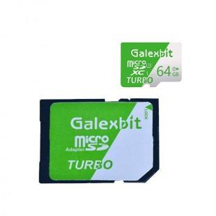 کارت حافظه microSDXC 64G  Turbo