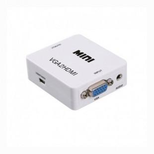 مبدل VGA به HDMI مدل Mini