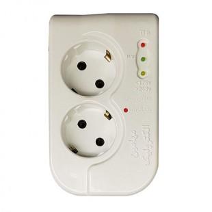 چندراهی برق و محافظ مهامین الکترونیک مدل full