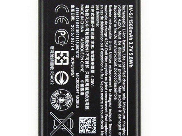 باتری گوشی مایکروسافت Microsoft Lumia 435