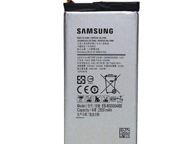باتری گوشی سامسونگ Samsung Galaxy S6