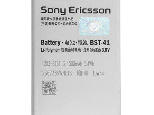 باتری گوشی سونی Sony Ericsson Xperia X10