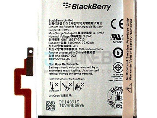 باتری گوشی بلک بری BlackBerry Passport Silver