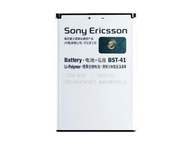 باتری گوشی سونی اریکسون مدل BST-41