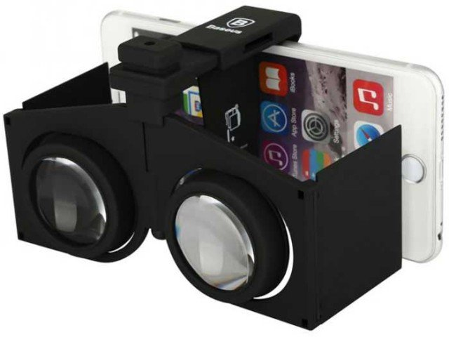 مینی هدست واقعیت مجازی Baseus Vdream VR Mini Virtual 3D Glasses