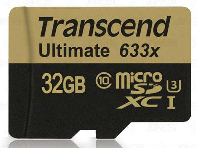 کارت حافظه Transcend Class 10 Ultimate 633X 32GB