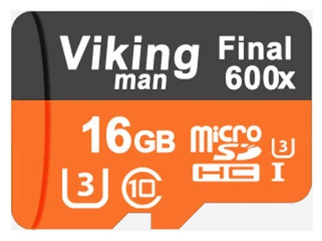 کارت حافظه Vikingman Class 10 600x U3 16GB