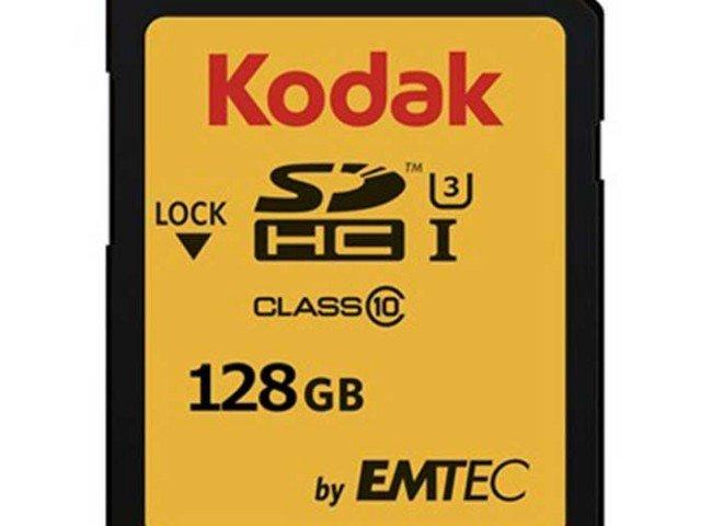 کارت حافظه Emtec Kodak UHS-I U3 Class 10 95MBps 650X microSDHC 128GB