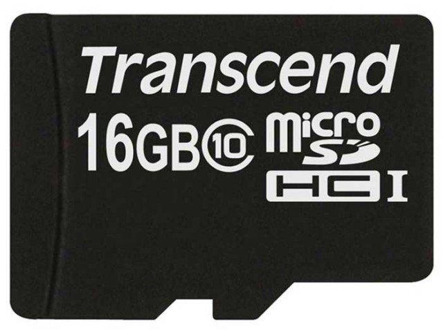کارت حافظه Transcend 200X Class 10 16GB