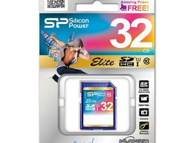 کارت حافظه Silicon Power Class 10 32GB