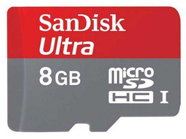 کارت حافظه SanDisk 320X Class 10 8GB