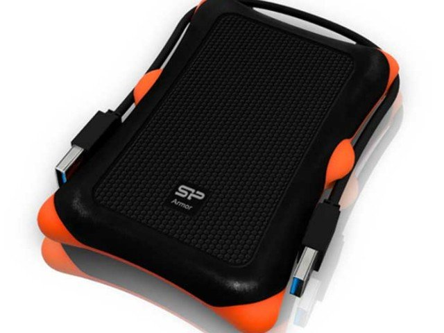 هارد دیسک اکسترنال Silicon Power A30 2TB