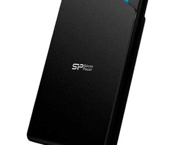 هارد دیسک اکسترنال Silicon Power Stream S03 2TB