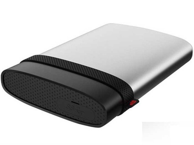 هارد دیسک اکسترنال Silicon Power Armor A85 3TB