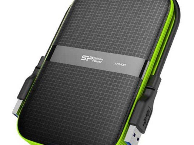 هارد دیسک اکسترنال Silicon Power A60 1TB