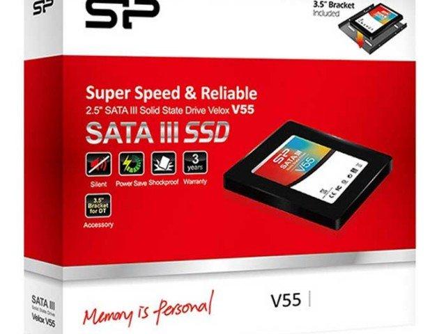 هارد Silicon Power SATA III SSD Velox V55 240G SSD