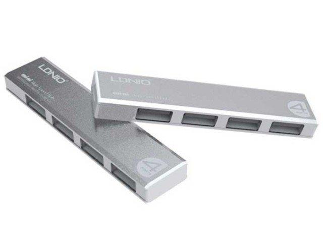 هاب USB مارک LDNIO به همراه 4 پورت