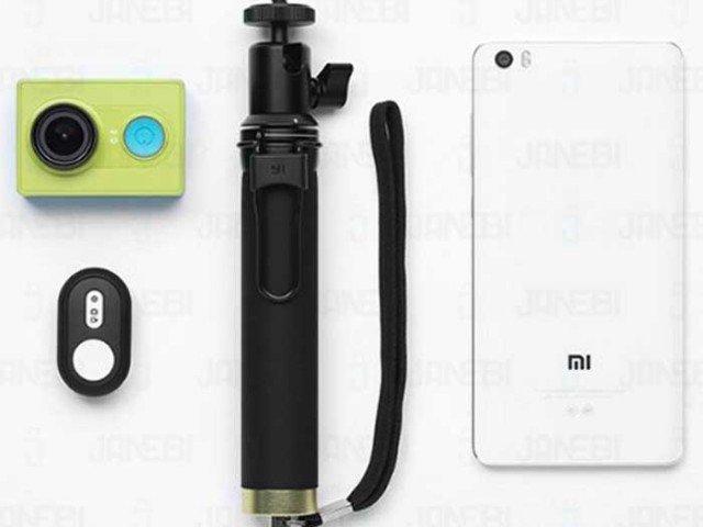 مونوپاد و شاتر بلوتوث دوربین Xiaomi Yi Camera