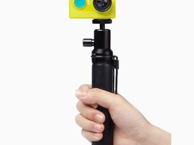 دوربین ورزشی Xiaomi Yi Travel Edition with Monopod